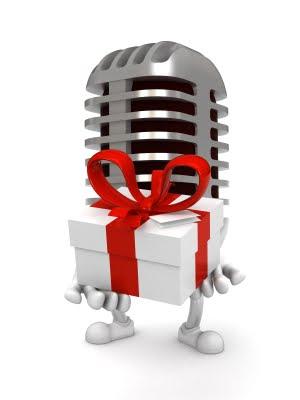 Подарок с музыкой и